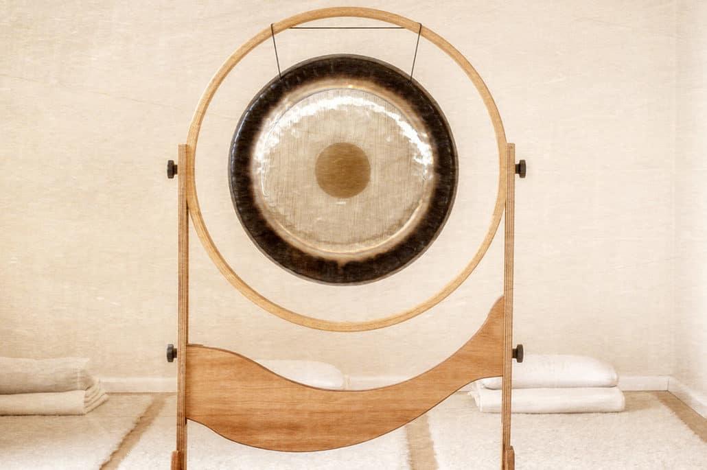 Kleiner Gong- Gong Healing mit Inka Ekholm